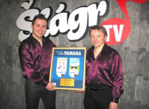 Šlágr TV - ocenenie